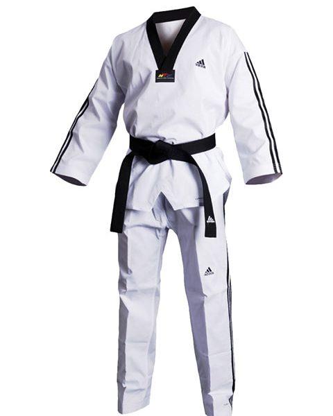 Adi Flex 3 taekwondo puku - Fin Budo Best d3adc39b2b