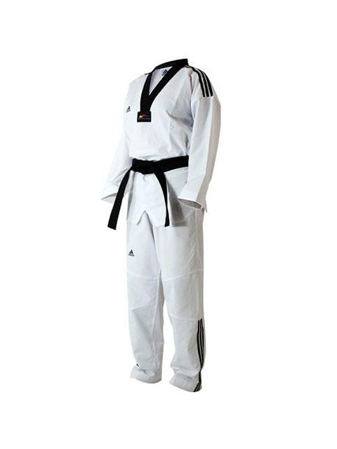 Fighter taekwondo puku - Fin Budo Best 74baa2df49