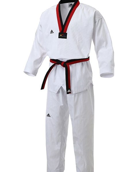Adi Champ Poom taekwondo puku - Fin Budo Best d9776a00f8
