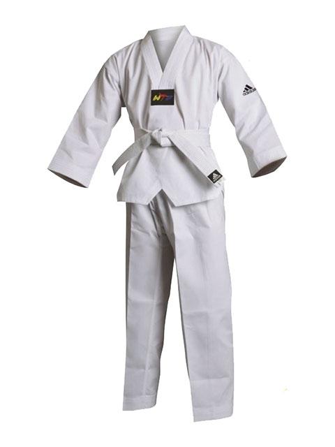 Adi-Start taekwondo puku - Fin Budo Best f86c884a9d